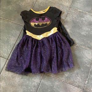 Girls Bat Girl Costume 4/5